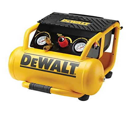 DeWalt Compresor (1500 W, 10 L, 10 bar, 2.0ps Fácil de