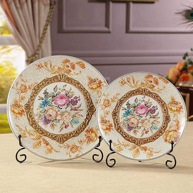 Kisame Soporte para Platos, 5 tamaños, para decoración del hogar ...