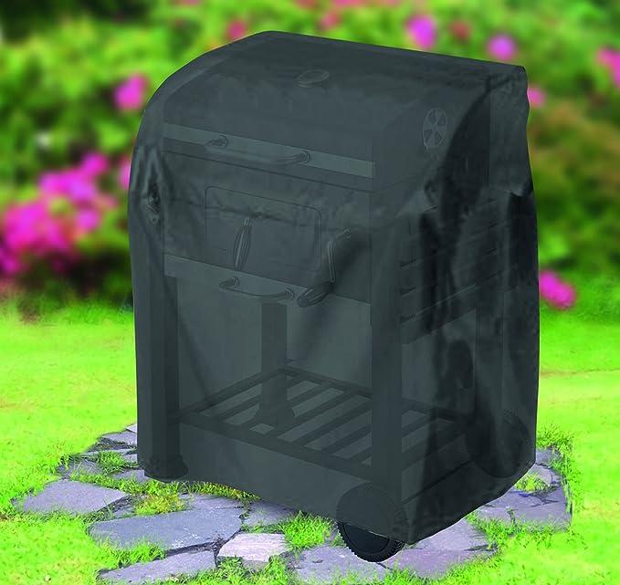 BxTxH dreieckig 8100 /& Basics 30,5/cm schwarz tepro Universal Grillabdeckhaube f/ür Grillwagen klein 104,1 x 48,3 x 101,6 cm Grillb/ürste