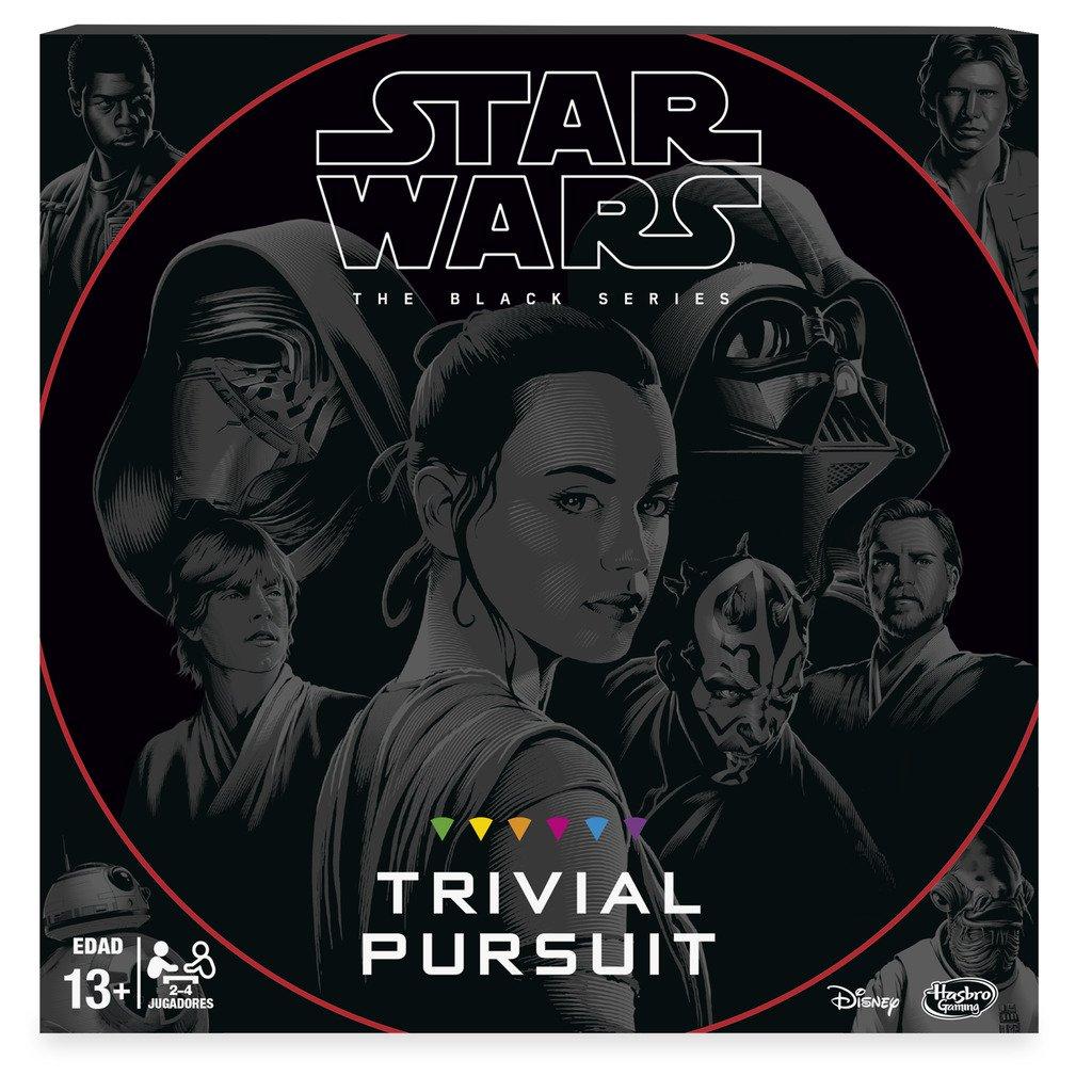 Comprar Trivial Pursuit Star Wars (Hasbro B8615105)