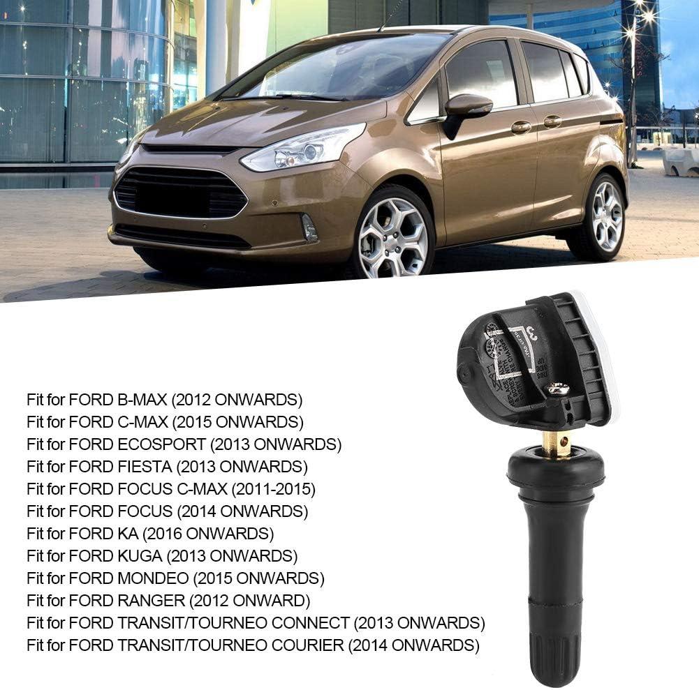GOTOTOP 2036832 Capteurs de surveillance de la pression des pneus TPMS pour Ford Ecosport Fiesta Focus Cuivre Caoutchouc