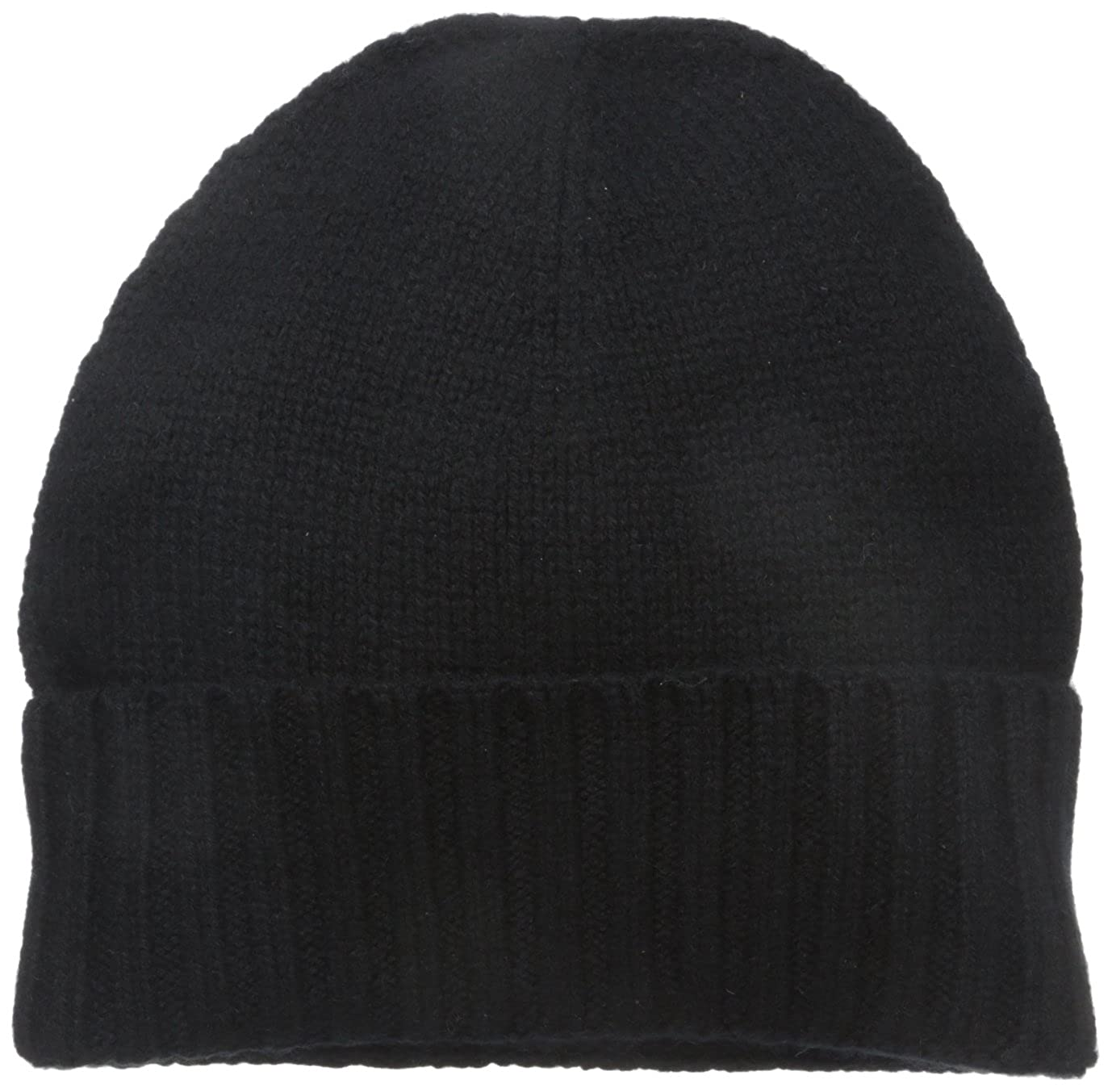 f5e261e9 Amazon.com: Hat Attack Women's Cashmere Slouchy Hat, Black, One Size:  Clothing