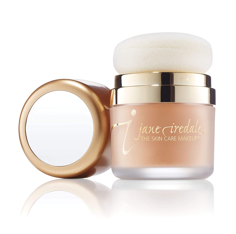 Amazon.com: Jane iredale Powder-Me SPF protector solar seco ...