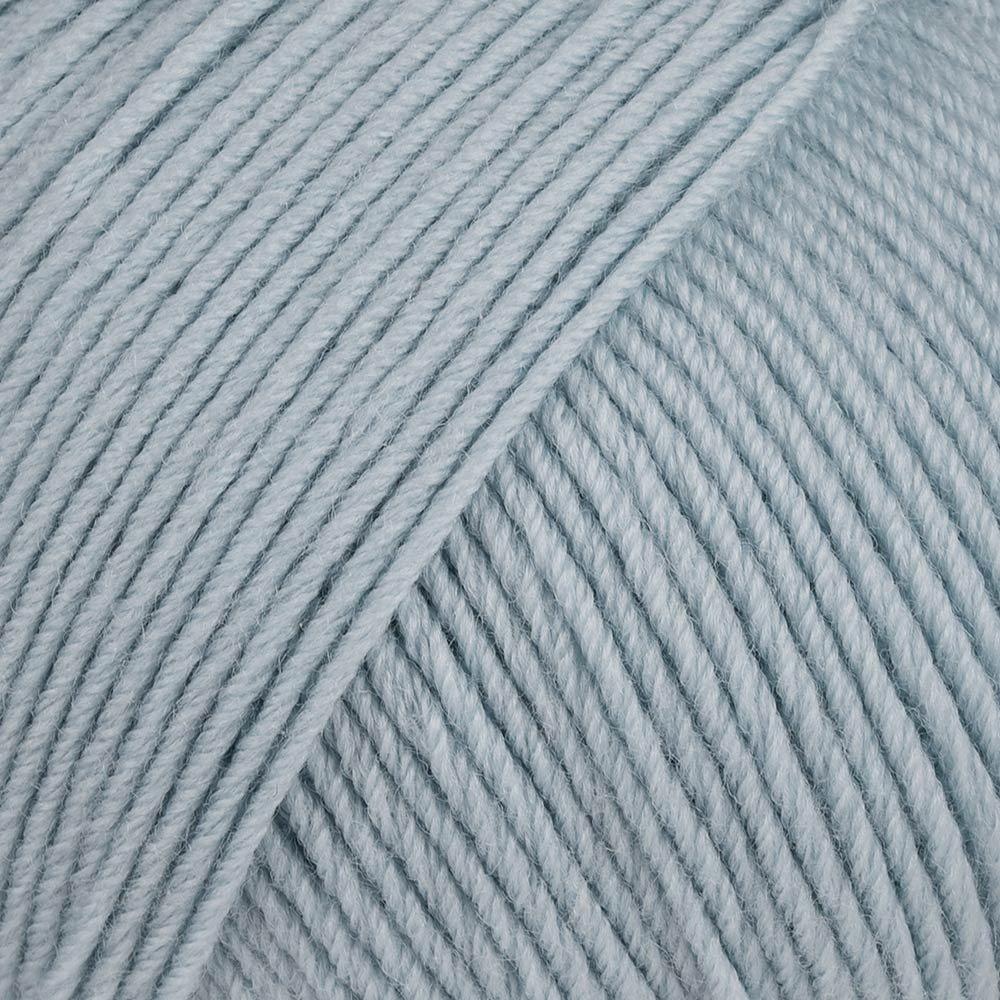 Merino 150Superwash 0074- Gomitolo, colore: Azzurro ghiaccio Lang Yarns