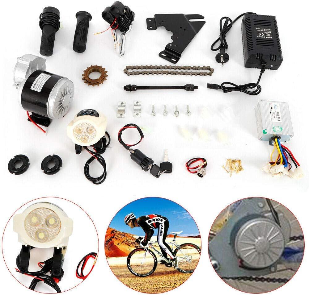 DiLiBee 350W 24V Kit de conversión de Bicicleta eléctrica Unidad ...