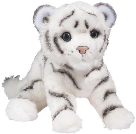 Douglas Silky White Tiger Cub