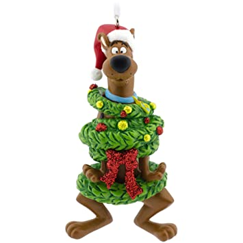 Amazon.com: Hallmark Scooby-Doo Christmas Ornament: Home & Kitchen