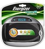 Chargeur Energizer d'origine Universal pour AA / Micro / E-Block (9V) Bébé et Mono Batterie