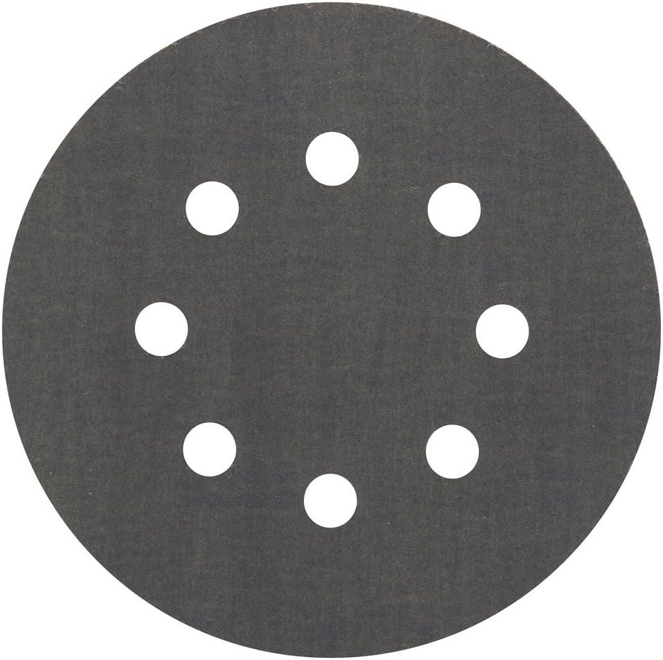 Bosch 2608605123 Disque abrasif 5 pi/èces 125 mm Grain 1200