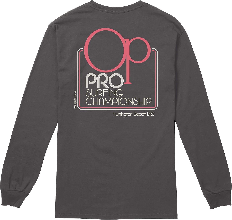 Ocean Pacific Surf Championship Camisa Manga Larga para Hombre