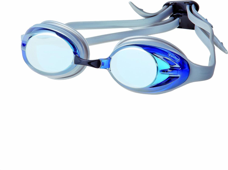 Fashy Schwimmbrille Power Mirror 12 silber verspiegelt