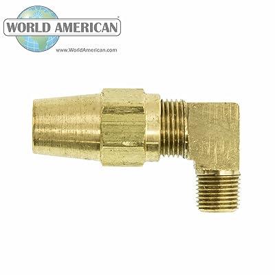 World American WA01-5251 Male Elbow: Automotive