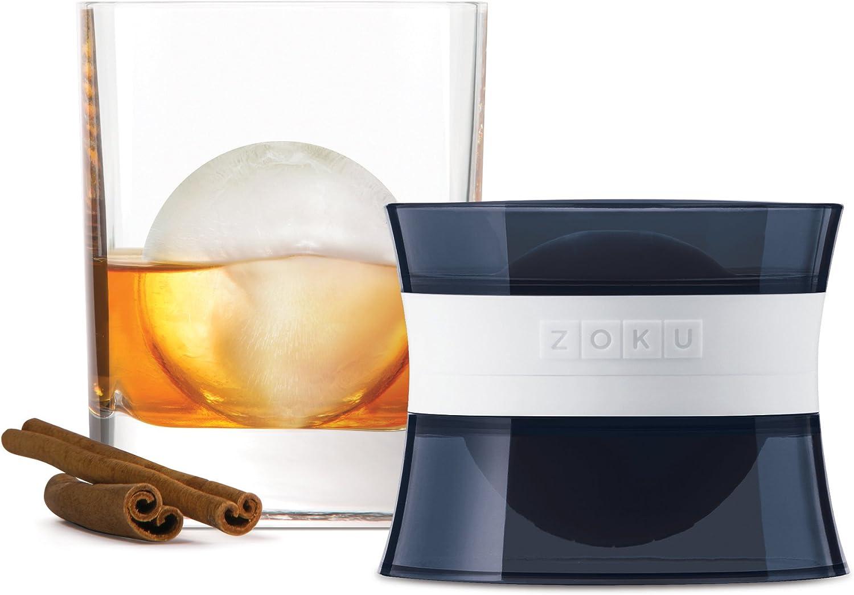 /Mixology Ice molds/ /3/Moules /à gla/çons en Silicone Haute qualit/é Zoku/