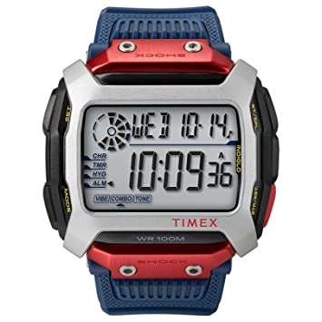 1940512b1387 Reloj Timex Command Red Bull Cliff Diving TW5M20800  Amazon.es  Deportes y  aire libre