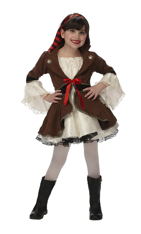 Just Pretend – Disfraz de niño pirata princesa