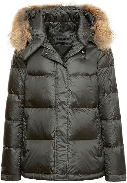 Blauer USA donna giacca IMBOT Tito piuma: Amazon.it: Auto e Moto