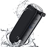 SANAG Portable Bluetooth Speaker, 360 HD Surround Loud Sound and Deep Bass, 25W Wireless Stereo Dual Pairing, IPX7 Waterproof