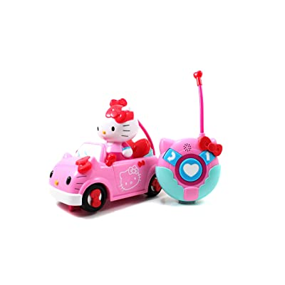 Hello Kitty RC Toy Vehicle, Soft Pink
