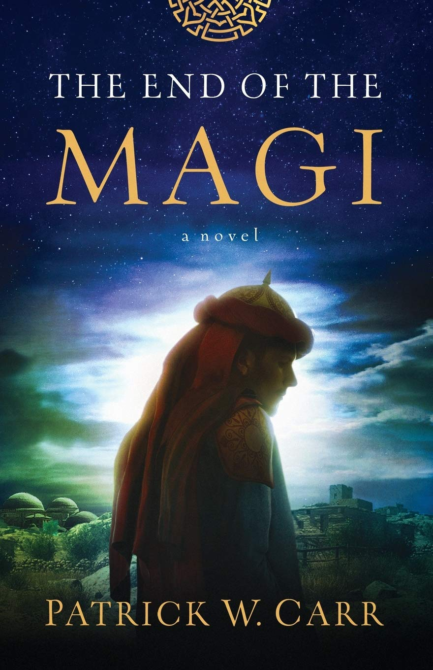 The End of a Magi by Patrick W. Carr {A Book Review}