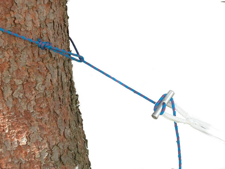 Pack of 2 Ultra-Light Hammock Rope Set - For Hanging Hammocks