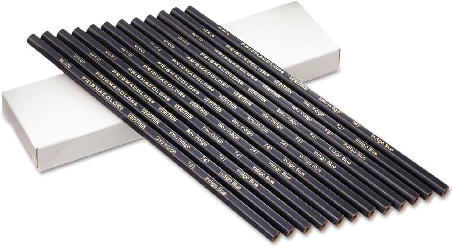 SAN2443 - Prismacolor Premier Verithin Pencil, Box of 12 Pencils