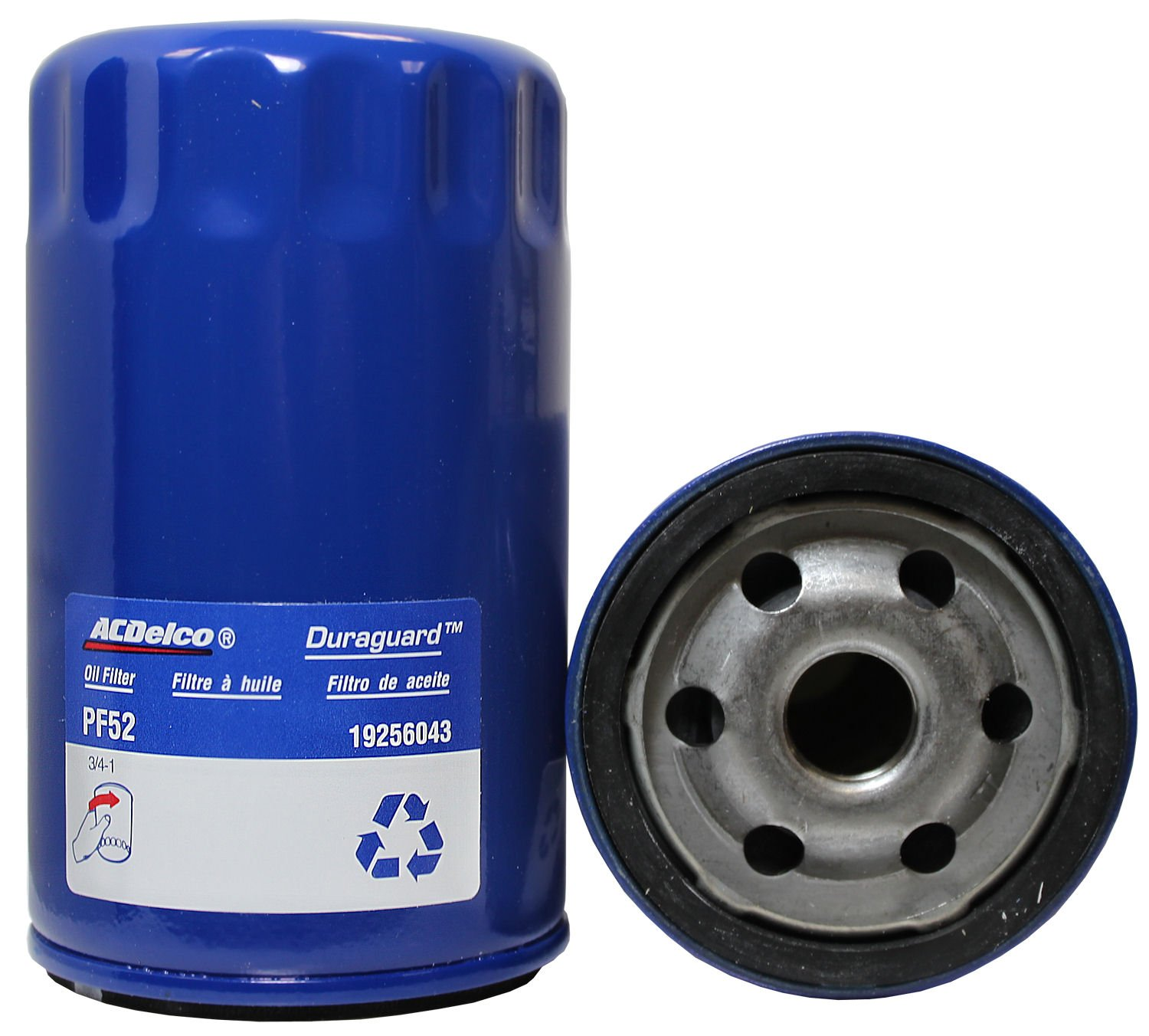 Acdelco Pf52 Professional Classic Design Engine Oil 1990 Chevy Silverado Fuel Filter Location Automotive