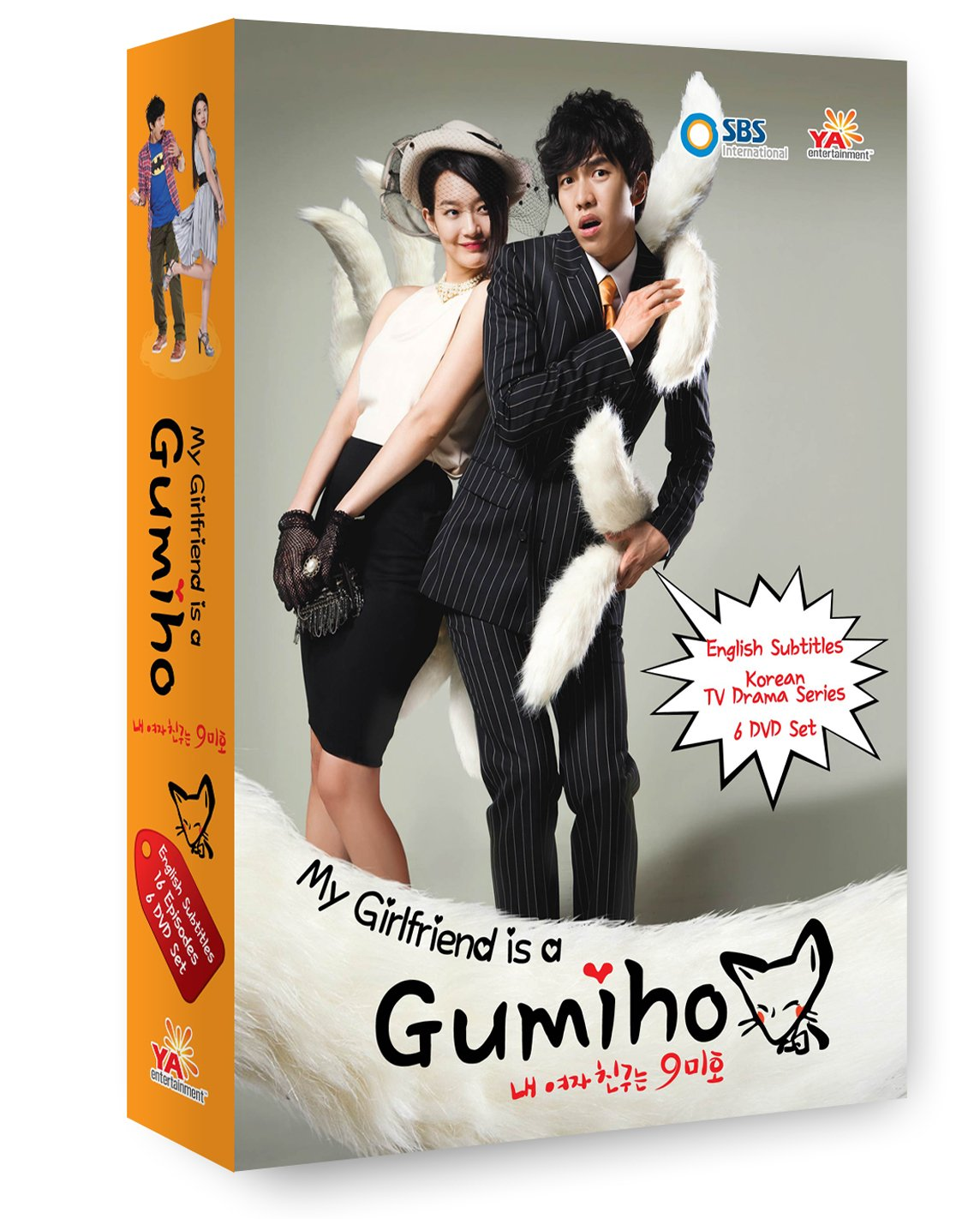 My Girlfriend is a Gumiho by YA Entertainment