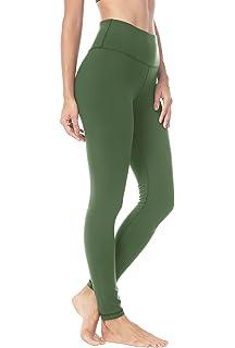 c3fcdbd9 Amazon.com: QUEENIEKE Women Yoga Legging Power Flex High Waist ...