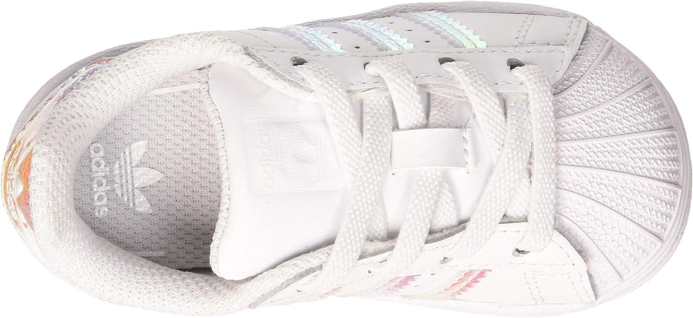 adidas Unisex-Kinder Superstar EL I Sneaker