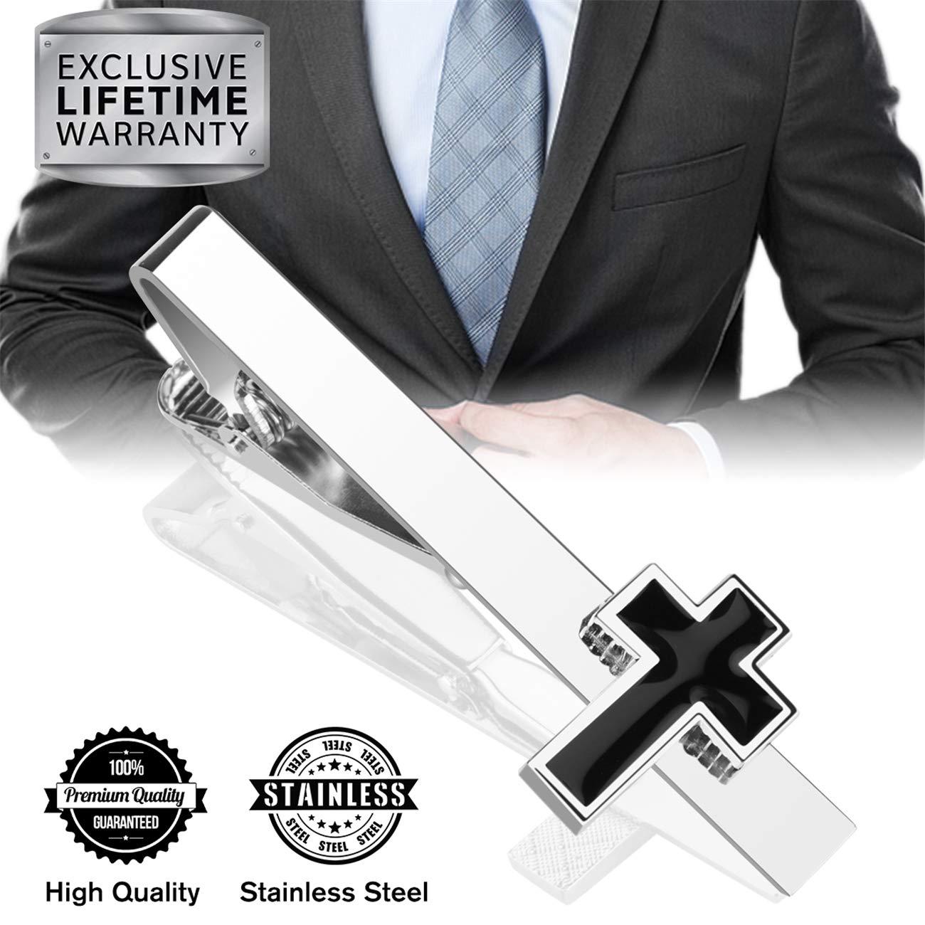 fa0b22d20078 MGStyle Tie Clip, Tie Bar, Tie Clips for Men, Tie Bars for Men, Mens Tie  Clip Silver, Bar Tie Clip Gold, Tie Bar Clip, Tie-Clip for Women, ...