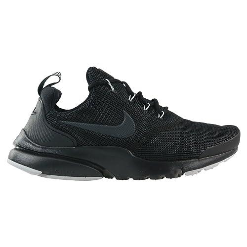 1b36fb1dadd7 Nike Adults  Presto Fly Gs Trainers Black (Anthracite Wolf Dark Grey 913966-