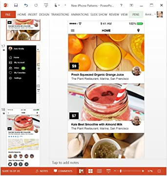 amazon com web and mobile ui prototyping kit for microsoft