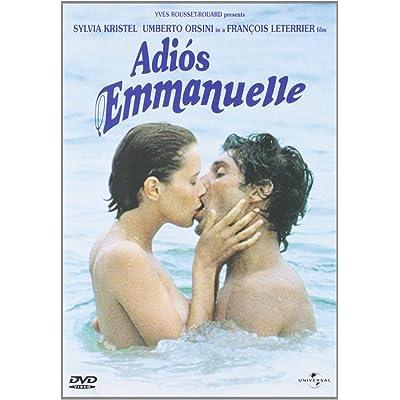 Adiós Emmanuelle [DVD]