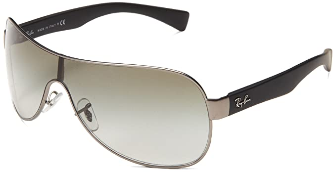 2e4dd9eca8 Ray-Ban RB3471 - MATTE GUNMETAL Frame GREY GRADIENT Lenses 32mm Non- Polarized