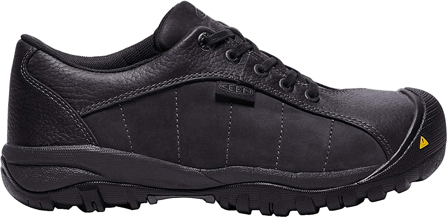 KEEN Utility - Women's CSA Santa Fe Low Oxford (Aluminum Toe) Work Shoes