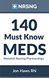 140 Must Know Meds: Demolish Nursing Pharmacology