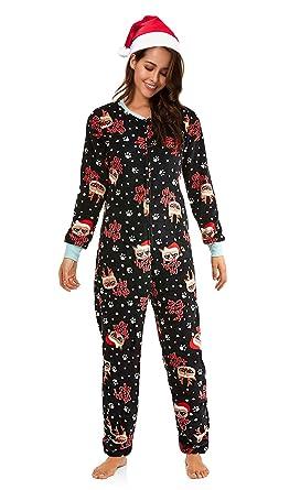 Grumpy Cat Women s Christmas Union Suit Drop Seat with Silky Santa Hat  (X-Small ac3ad1b56