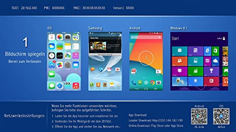 TVPeCee – Receptor HDMI Stick MMS de 895mira + con Miracast & iOS de Mirroring: Amazon.es: Electrónica