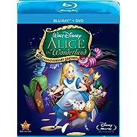 Alice in Wonderland (60th Anniversary Edition) [Blu-ray + DVD]
