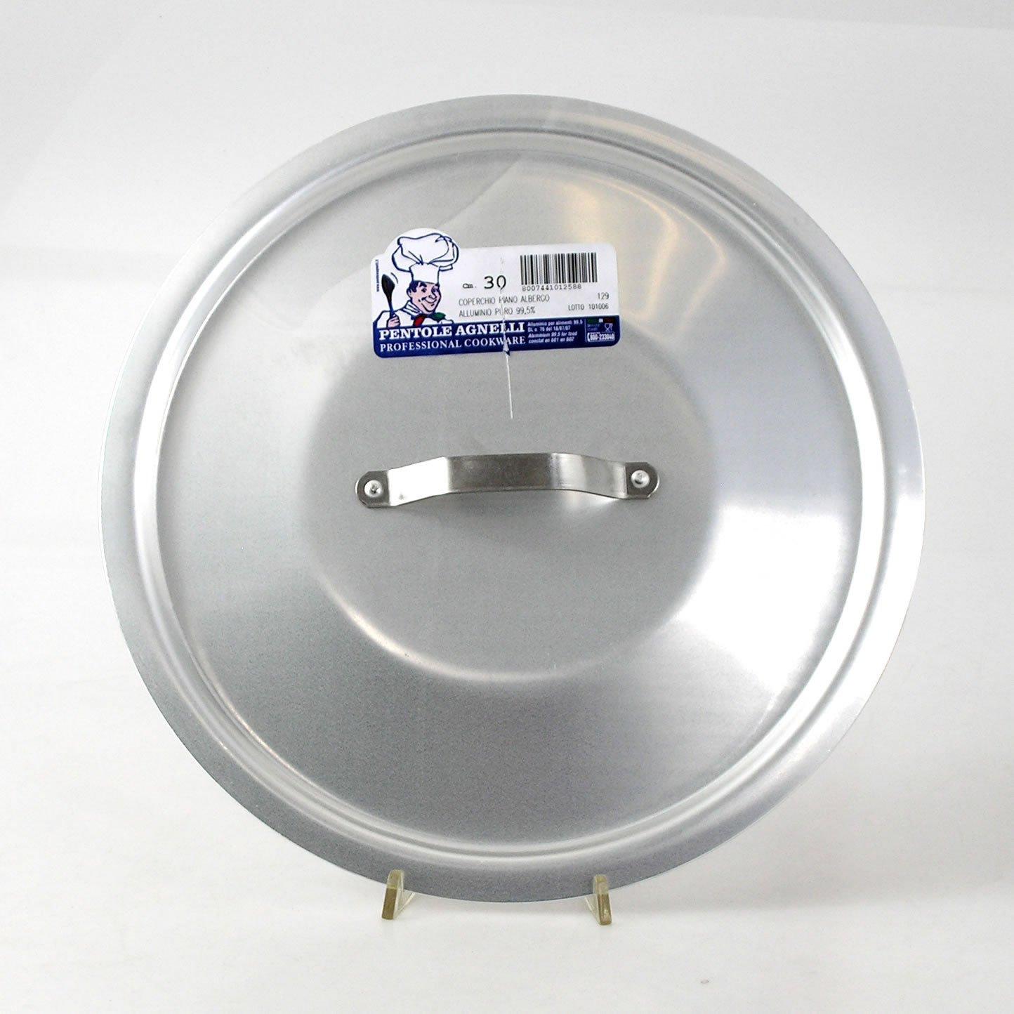 Pentole Agnelli ALMA12920 Aluminio - Tapa (Aluminio, Aluminio, Acero inoxidable, 20 cm): Amazon.es: Hogar
