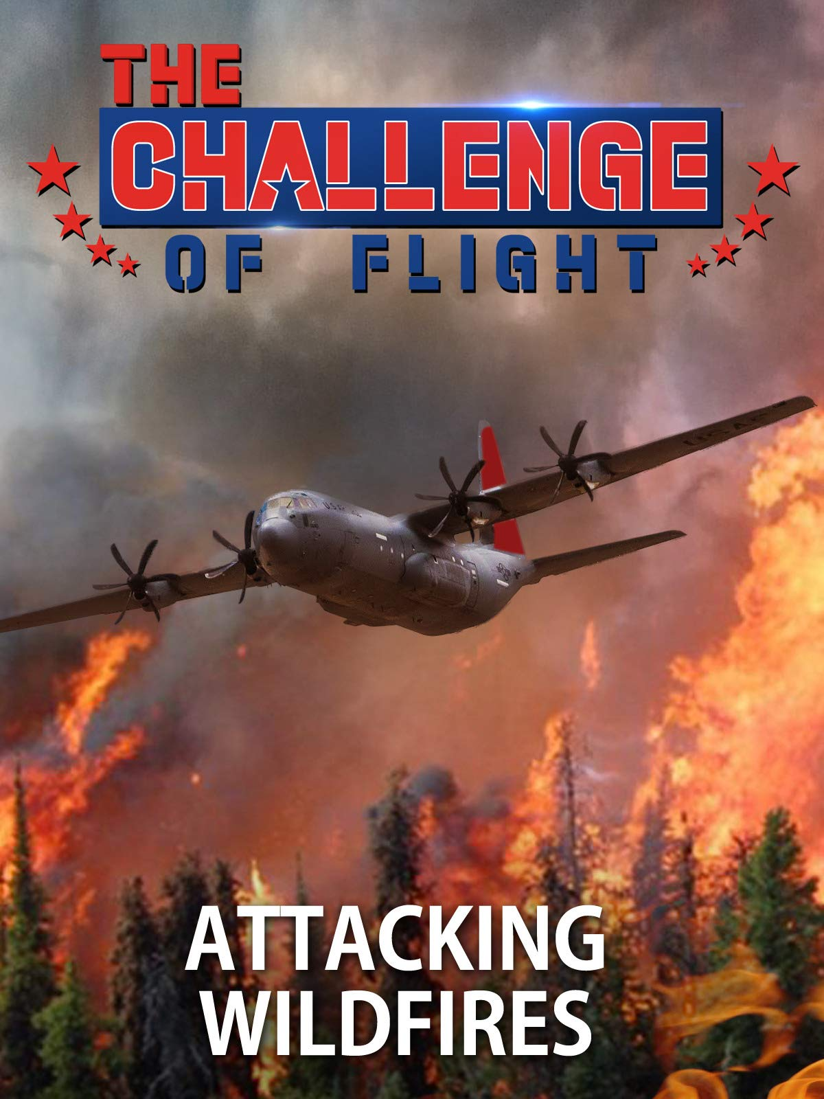 The Challenge of Flight - Attacking Wildfires