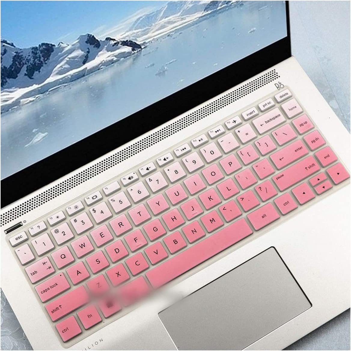 14 Inch Laptop Keyboard Cover Protector Skin for Hp Notebook 14 Cf0014Dx 14 Cf0018Ca 14 Cf0005Ne 14 Cf0052Od 14 Cf0000Ne-In Keyboard Covers from Computer /& Office,Bear