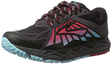 c6e9cf90d26 Brooks Women s Caldera Anthracite Azalea Black 5 ...