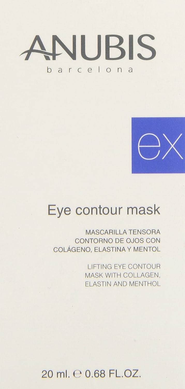 Amazon.com : ANUBIS Barcelona Lifting Eye Contour Mask with Collagen, Elastin and Menthol .68oz (20ml) : Facial Masks : Beauty