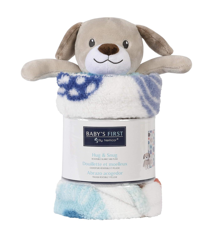 Babys First by Nemcor Babys First by Nemcor Hug /& Snug Puppy