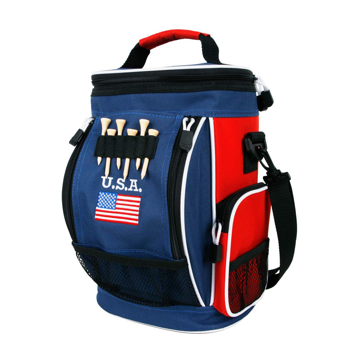 Intech USA Golf Bag Cooler and Accessory Caddy by Intech