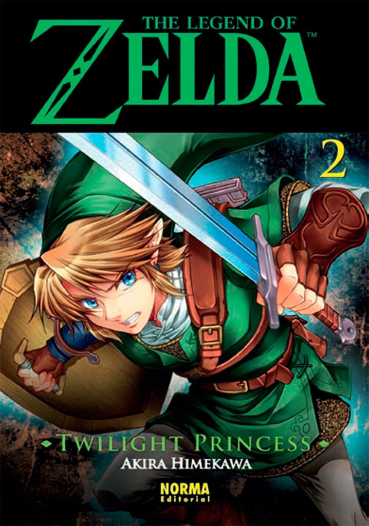 The Legend of Zelda 2, Twilight Princess