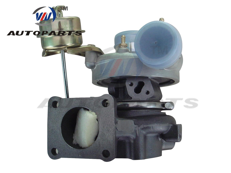 Amazon.com: Turbocharger 17201-17010 for Toyota Landcruiser TD (HDJ80,81) with 1HDT 4.2L Diesel Engine: Automotive