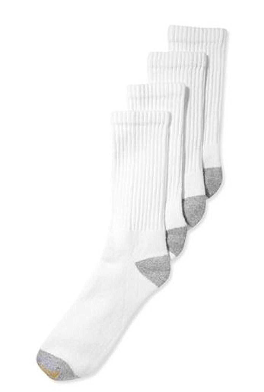 Gold Toe Mens Cushioned Midweight Socks