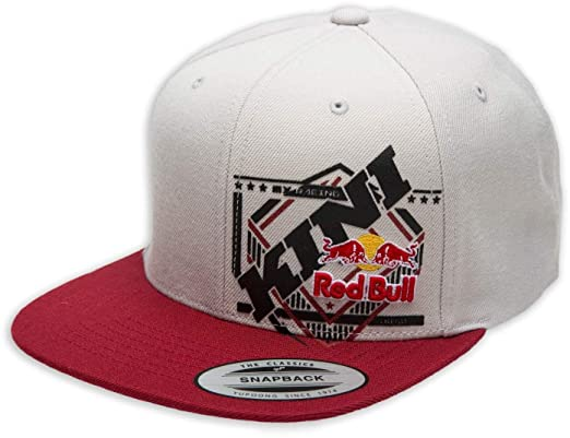 Kini Red Bull Cap Slanted  Amazon.co.uk  Clothing c6a55419ee